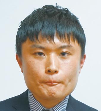 想部会長 上野 孝暢